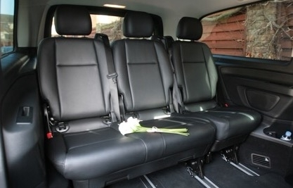 Car Seat Trade In 2017 >> Mercedes Benz V Class 8 seats - Lux Wedding Car Hire