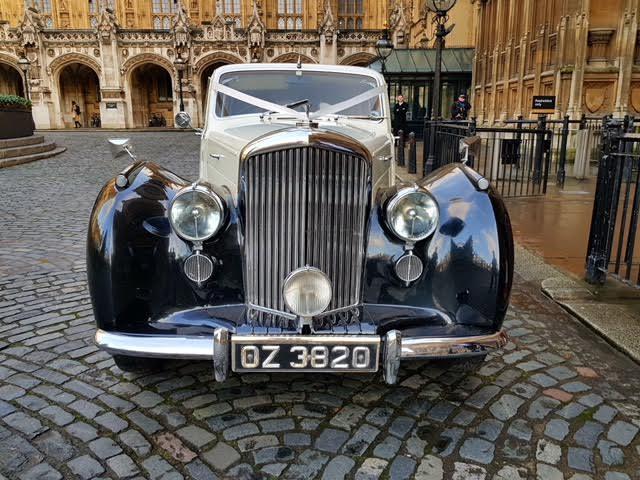 popular wedding cars