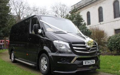 Why your big day could be even better with wedding bus hire