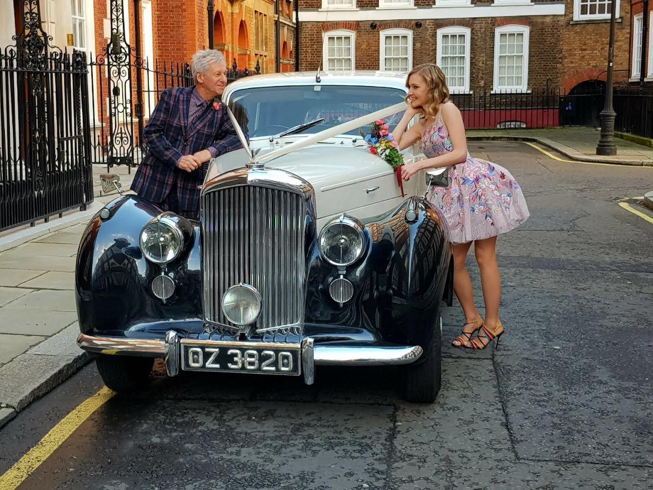 private wedding car hire