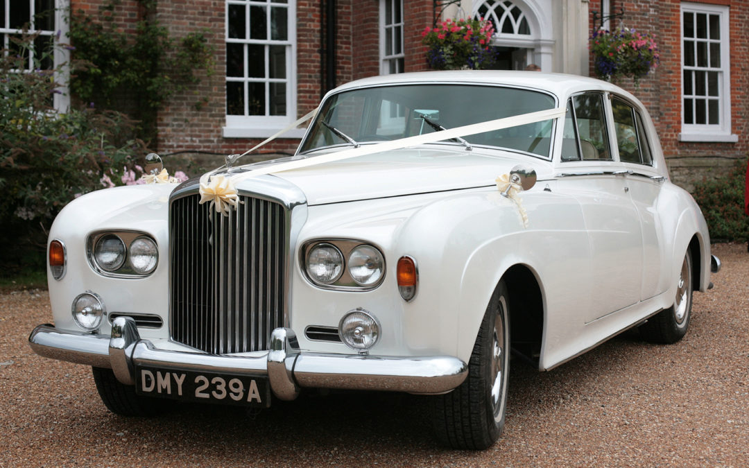 LUXURY BENTLEY S3 FOR WEDDING CEREMONY