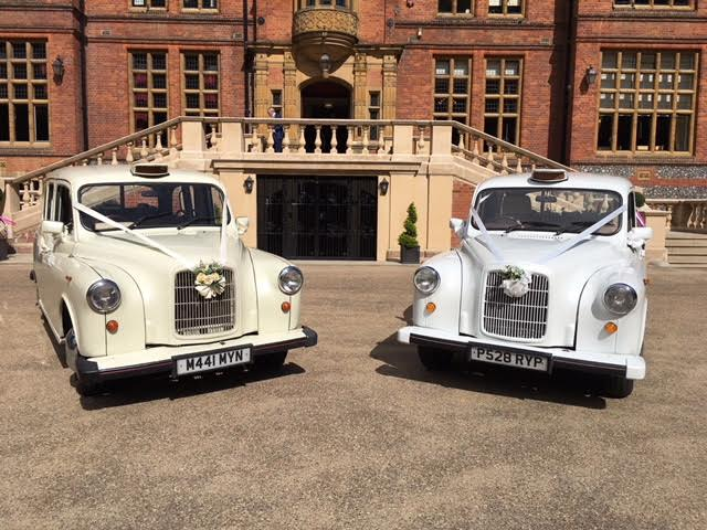 cars for weddings