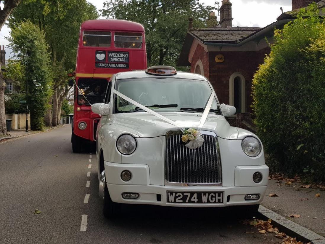 prestige wedding cars in london
