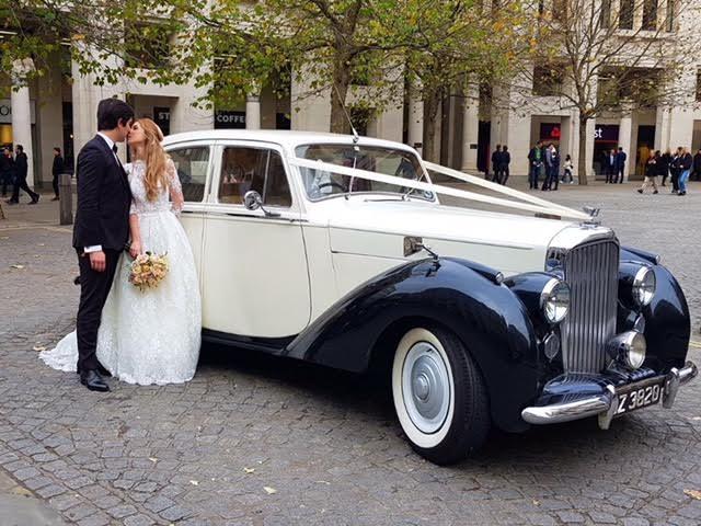 wedding Bentley Mark VI for rent in london