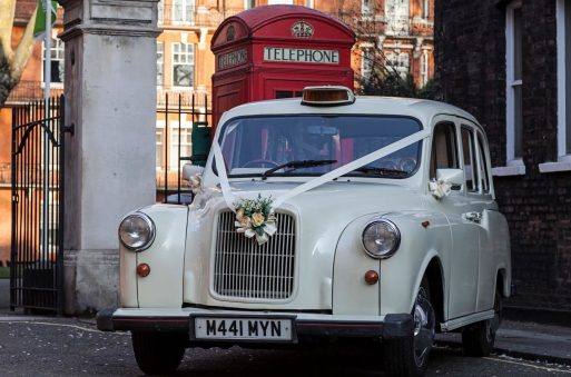 Fairway Taxi Classic premier wedding cars