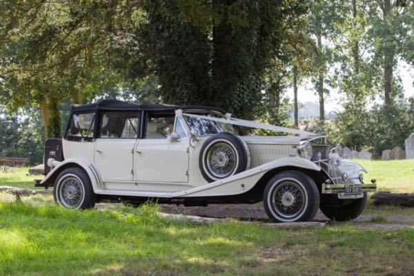 1930s Style Open Top Beauford Tourer