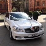 luxary wedding car hire in london