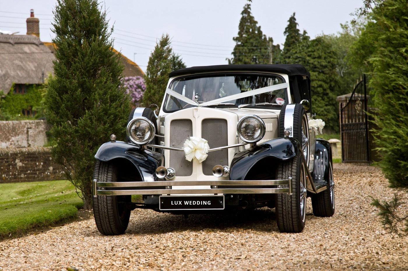 Vintage Wedding Car Hire Lux Wedding Car Hire
