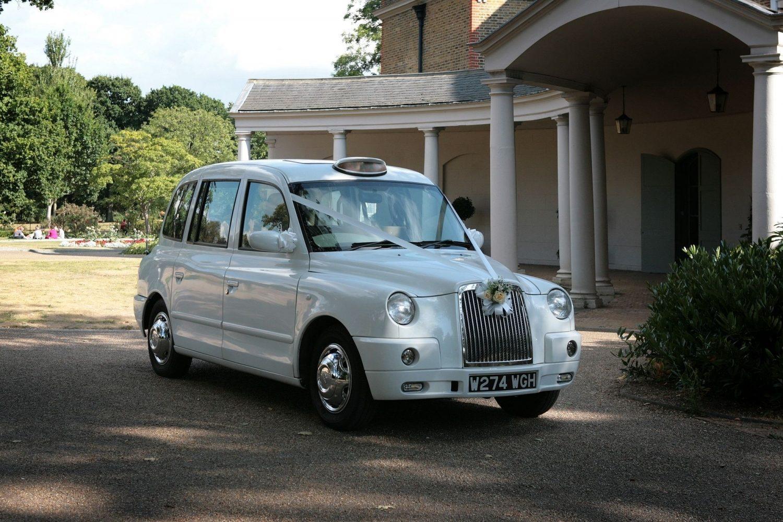 go in luxury wedding cars