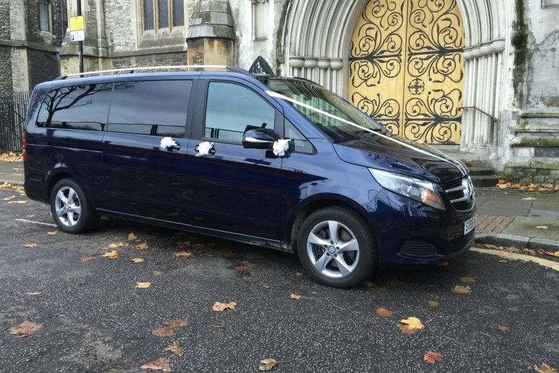 Mercedes Benz V Class for hire london
