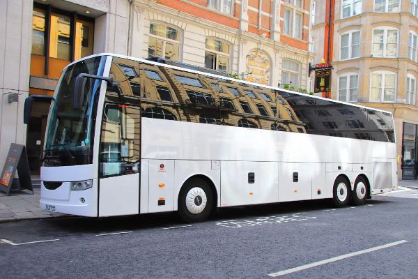 Bus Hire For Wedding Guests