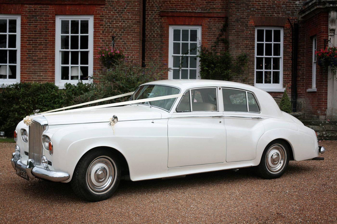 Bentley for hire across London