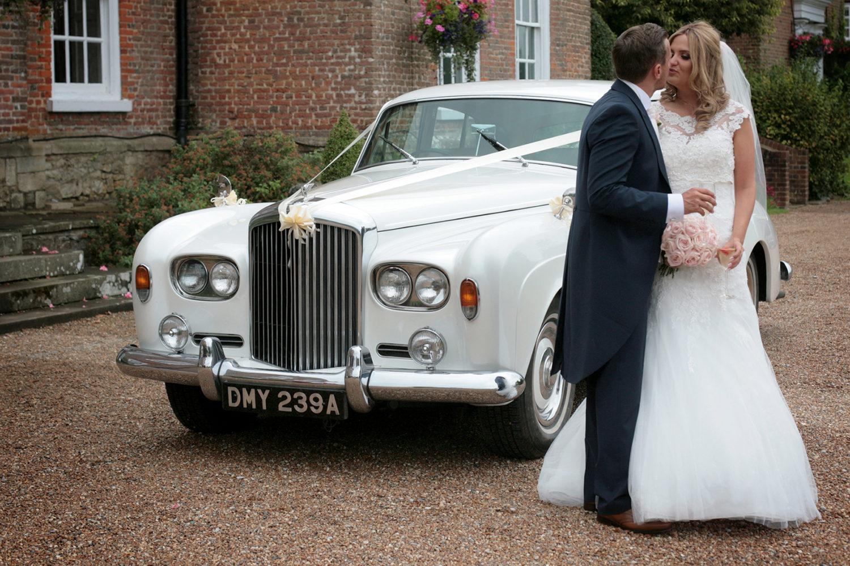 Bentley S3 Lux Wedding Car Hire