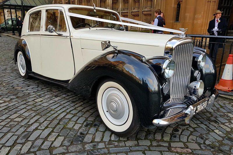 Bentley Mark Vi Lux Wedding Car Hire
