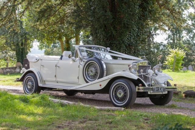 elegance wedding car hire london