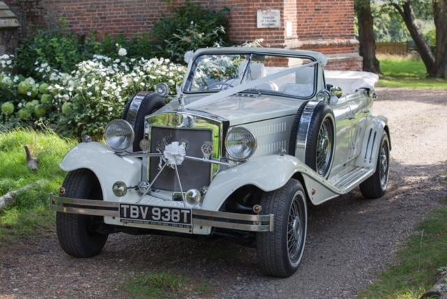 best of british wedding car hire