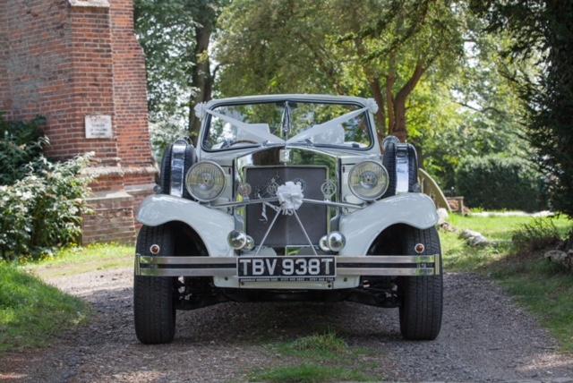 wedding vintage car hire london