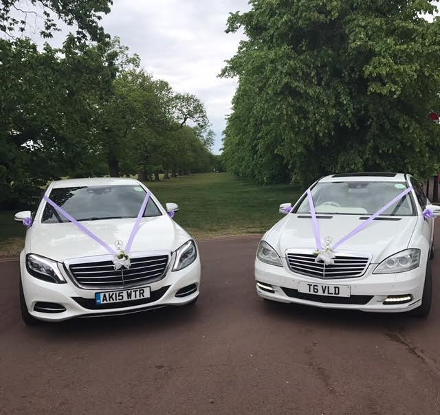 Mercedes S Class for hire london