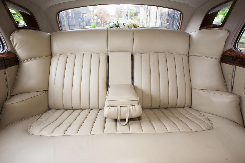 most popular wedding cars