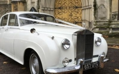 WEDDING ROLLS-ROYS SILVER CLOUD